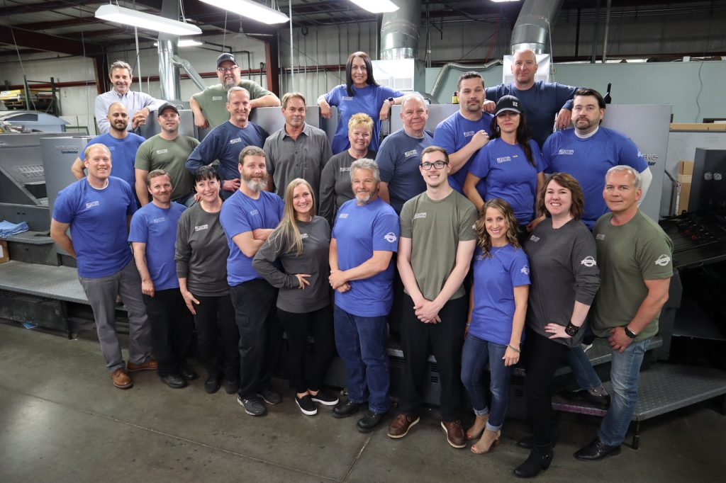 Meet the amazing union team of Allied that makes it all possible