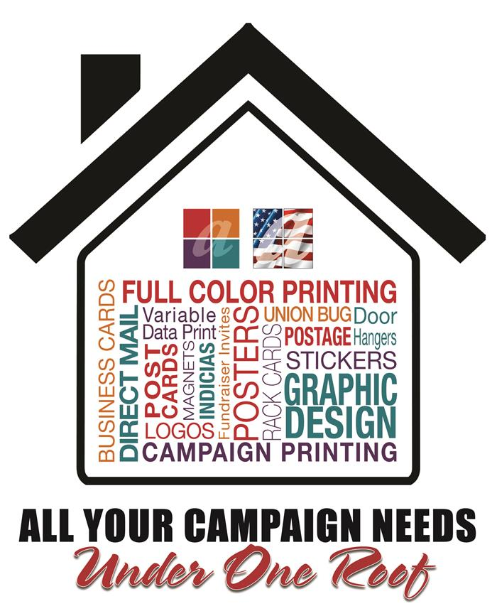 All your campaign needs under one roof